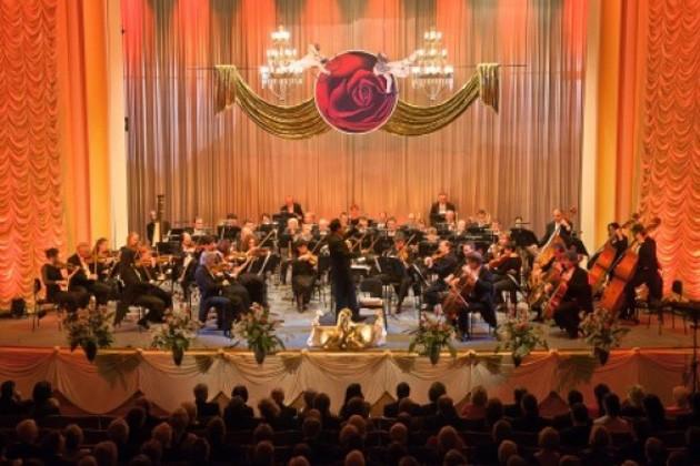 Erzgebirgische Philharmonie Aue © Dieter Knoblauch