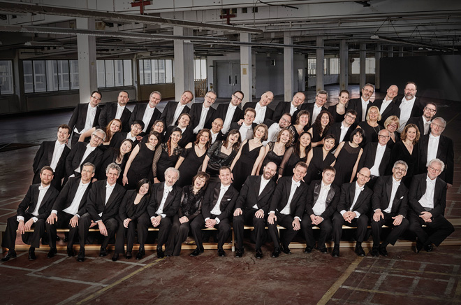 Nürnberger Symphoniker © Torsten Hönig