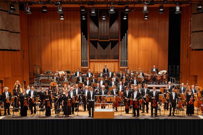 Augsburger Philharmoniker © Nick Schölzel