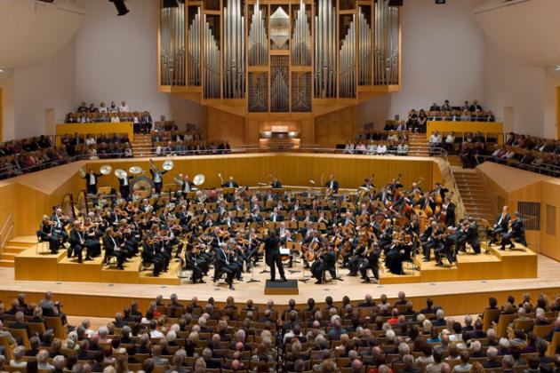 Bamberger Symphoniker © Peter Eberts