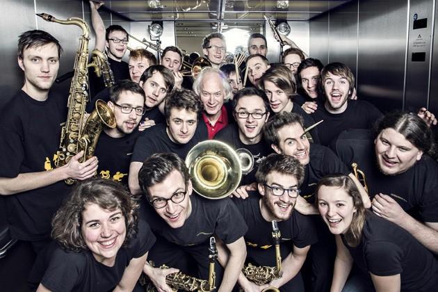 Bayerisches Landesjugend Jazzorchester ©