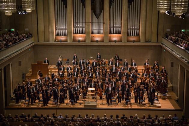 Symphonieorchester des Bayerischen Rundfunks © Peter Meisel