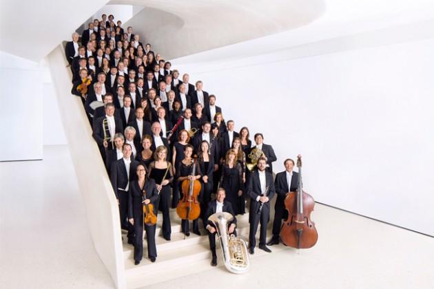 HR-Sinfonieorchester © Ben Knabe