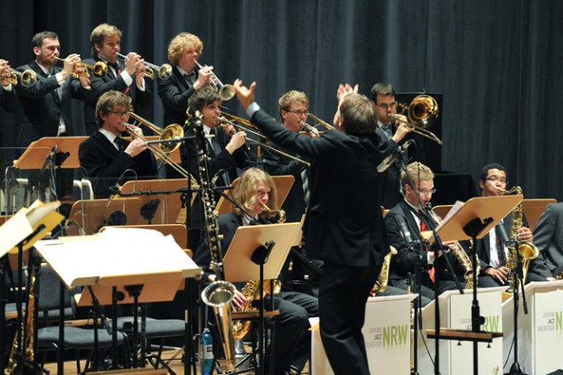 Jugend Jazzorchester NRW © Christoph Giese