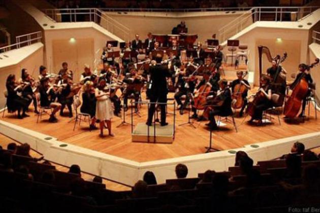 Junges Sinfonieorchester Berlin ©