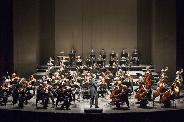 Neue Philharmonie Westfalen © Pedro Malinowski