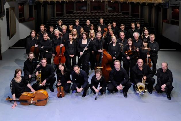 Philharmonisches Orchester Regensburg © Juliane Zitzlsperger