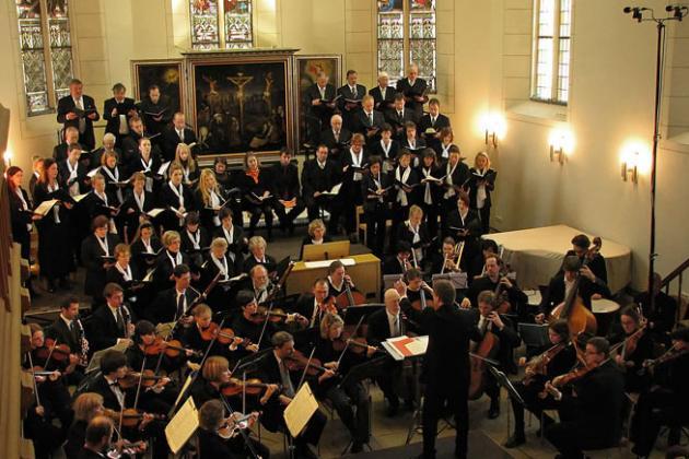 Sinfonischer Musikverein Leipzig ©