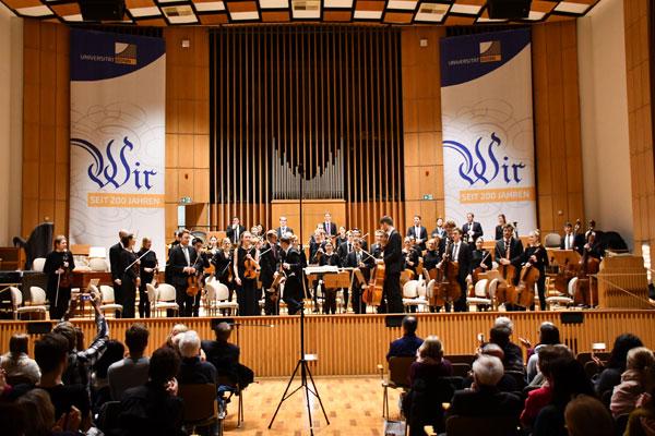 Orchester collegium musicum bonn ©