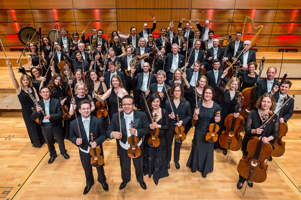 Philharmonisches Orchester Lübeck © Olaf Malzahn