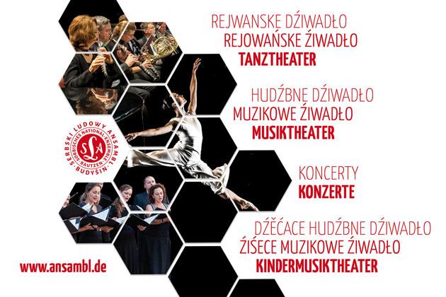 Sorbisches National-Ensemble © Unbekannt