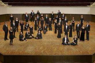 Gewandhasu Chor © Jens Gerber