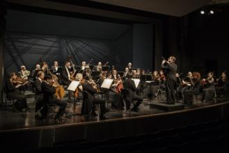Lüneburger Symphoniker © Dan Hannen