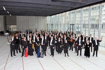 Anhaltinische Philharmonie Dessau © Claudia Heysel