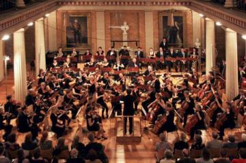Akademische Orchestervereinigung Göttingen © Daniel Fuchs