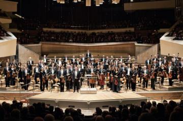 Deutsches Sinfonieorchester Berlin © Urban Zintel