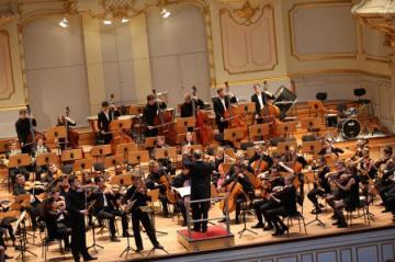 Felix Mendelssohn Jugendsinfonie Orchester © Marcus Krüger