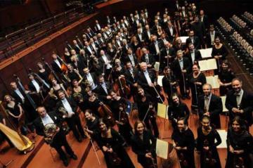 Frankfurter Opern- und Museumsorchester ©
