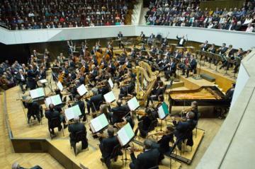 Gewandhaus Orchester Leipzig © Gert Mothes