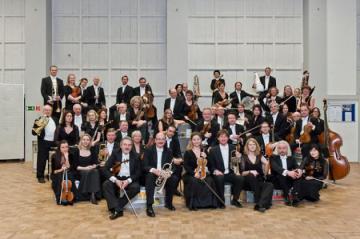 Münchner Symphoniker © Peter von Felbert