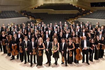 NDR Elbphilharmonie Orchester © NDR / Michael Zapf