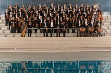 Niederrheinische Sinfoniker Krefeld © Matthias Stutte Foto)