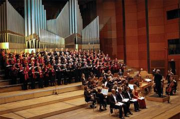 Philharmonischer Chor Nürnberg © Stein