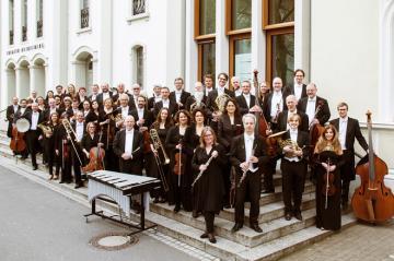Philharmonisches Orchester Heidelberg © Annemone Taake
