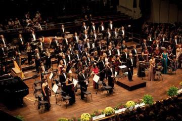 Philharmonisches Orchester Kiel © Olaf Struck