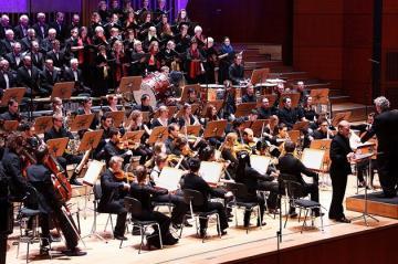 Sinfonieorchester der HFM Nürnberg ©